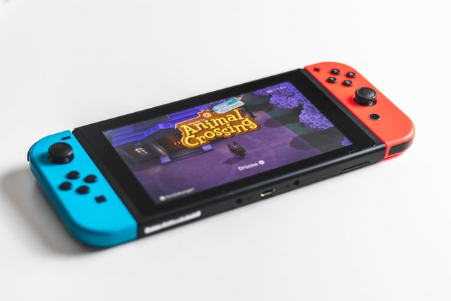 Nintendo Switch Angebote zum Black Friday