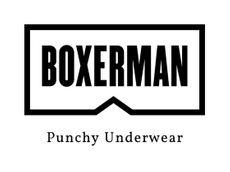 Boxerman Logo