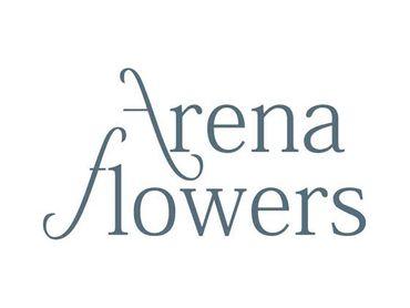 Arena Flowers logo