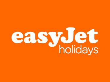 easyJet holidays logo