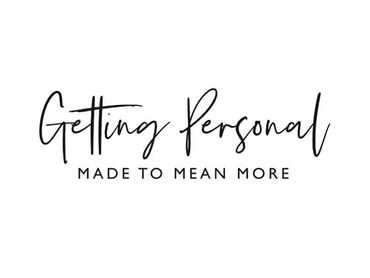 Getting Personal Coupon