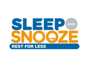 Sleep & Snooze logo
