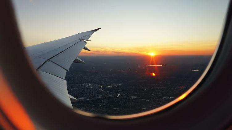 Booking.com Flight sale
